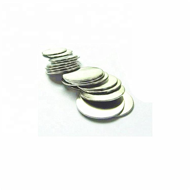 Редкоземельные магниты сильный Неодимовый: N52 диск супер постоянный металлический круглый, 1,26