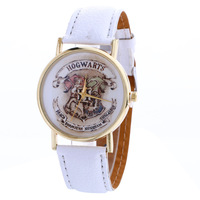 hot fashion lady automatic watch with cartoon pattern bracelet quartz watch women