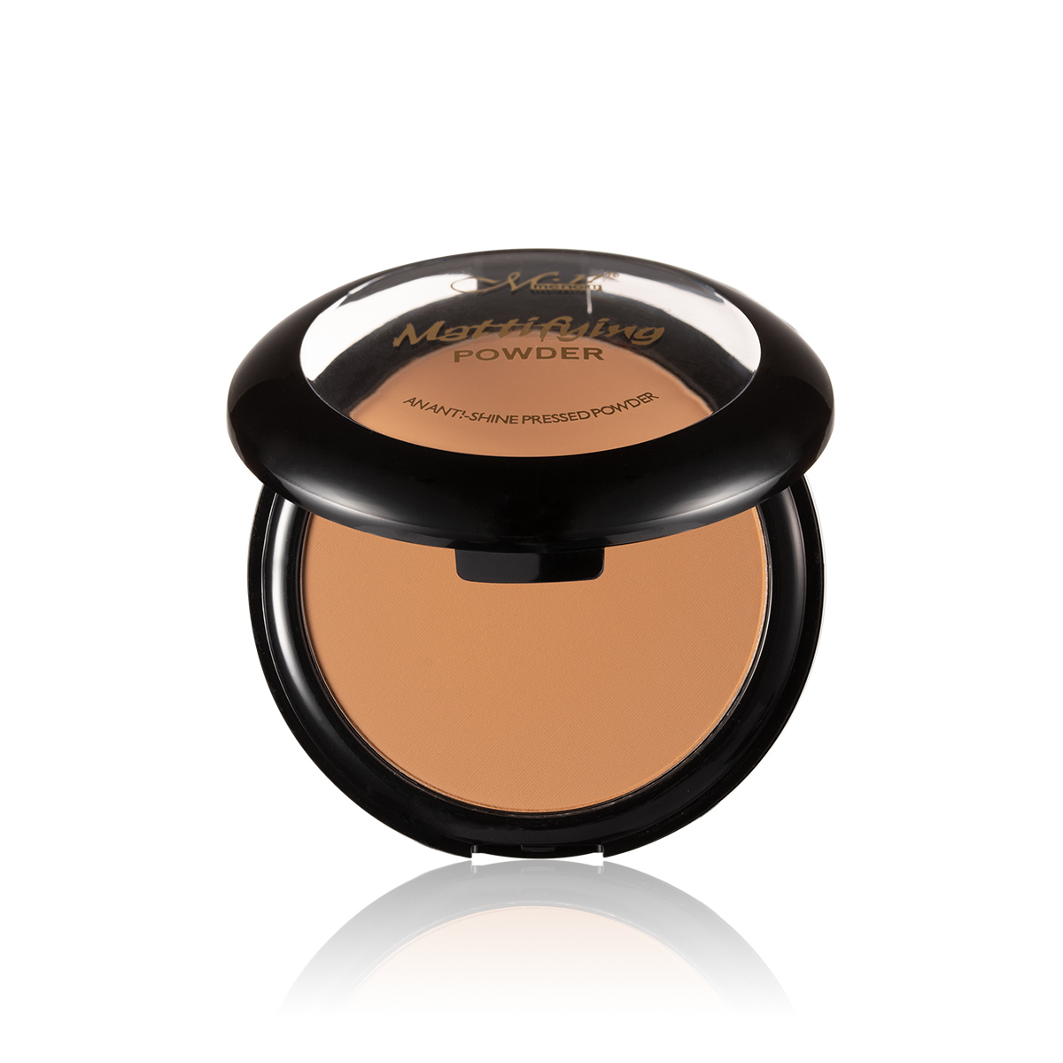 Menow F655 Face Cosmetic Matte Finish Makeup Pressed <strong>Powder</strong>