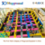 Over 20000sqm workshop inflatable water trampoline fitness outdoor