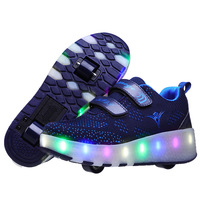 Roller skates cheap quality sports shoes boys and girls sneakers for Outdoor sports entertainment