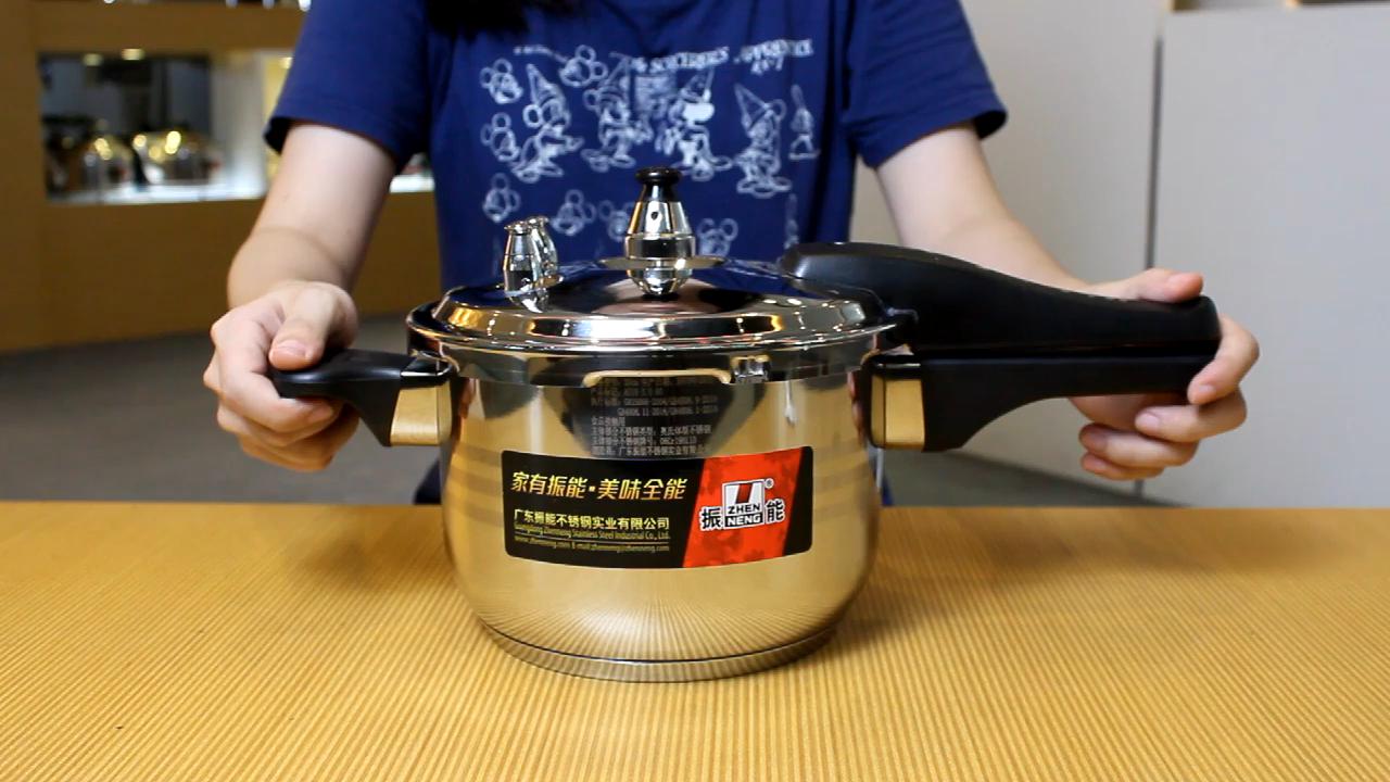 Energiebesparende Quick Koken Hot Koop SUS304 Rvs Met Concurrerende Prijs Snelkookpan 5 Liter