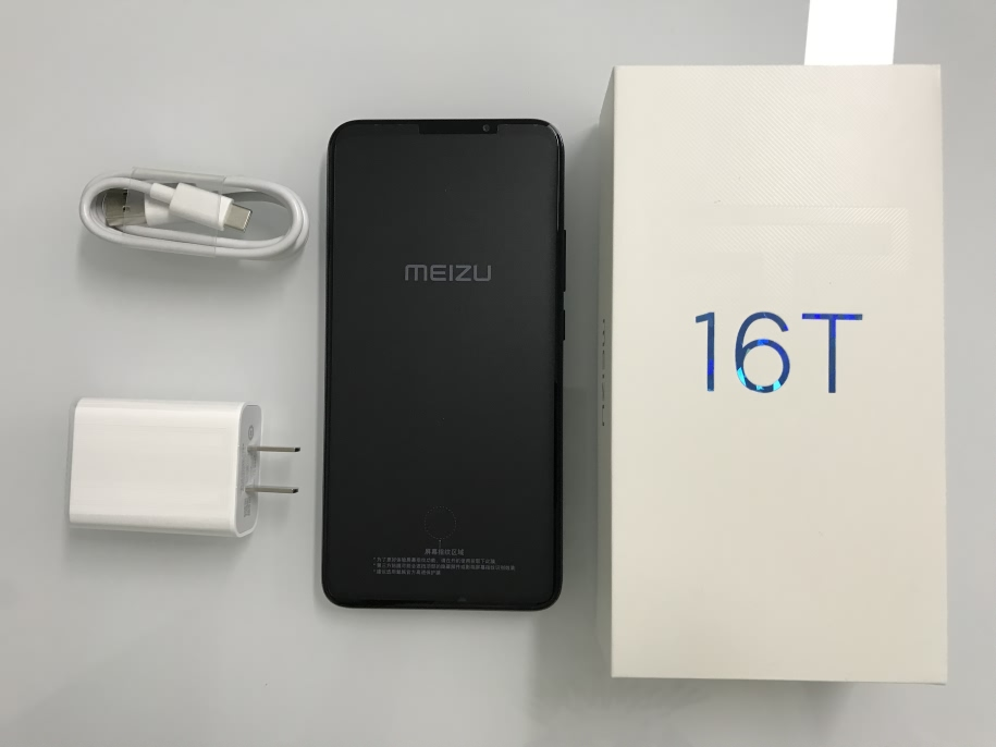Original Meizu 16T 6GB 8GB 128GB 256GB Smartphone Snapdragon 855 Triple Sony Camera 4500mAh Big Battery Support Global band B20