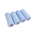Perforated spunlace roll household non-woven cleaning cloth with shrink film packing