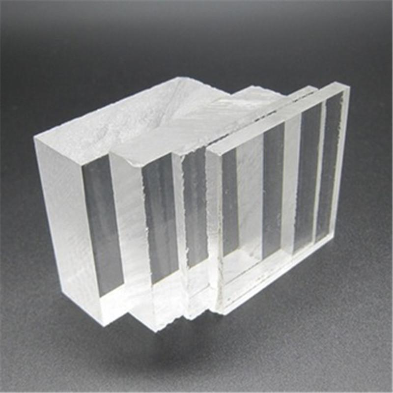 XinTao ударопрочный литой пластик настроить ММА прозрачные большие толстые 50 мм акриловые стеклянные листы для аквариума аквариум окно витрина