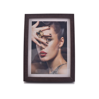 Wholesale MDF Wood Mini Photo Frame Collage 4x6 Picture Frame for Display