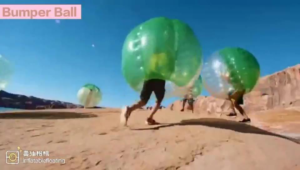 2019 fabrik Kinder wasser ball aufblasbare gehende kugel walking blase ball auf wasser