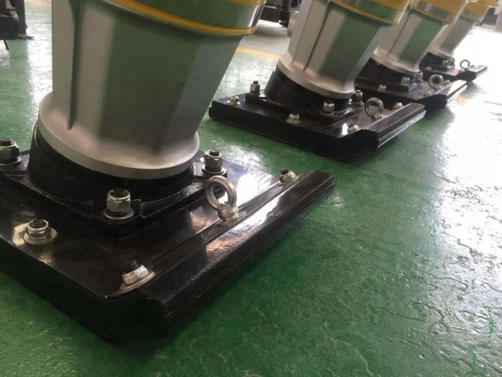 Hand held vibratory asphalt tamper rammer compactor similar