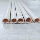 Food grade high temperature resistant silicon tube white color
