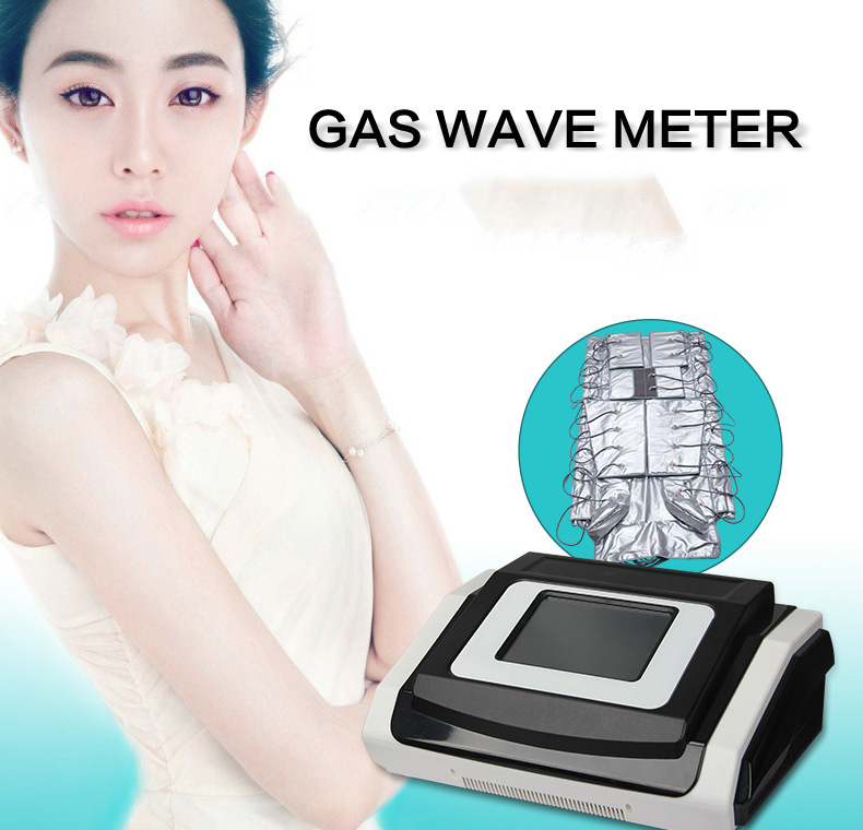 Slim Sauna Suit Air Pressure Leg Massager Lymphatic Drainage Air Pressotherapy 3 In 1 Infrared Slimming Body Suit Loss Weight