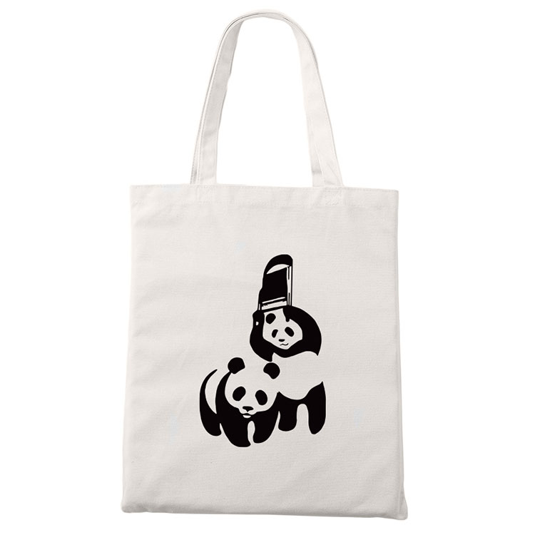Wholesale high quality tote bag cotton, white cotton canvas tote bag, custom cotton bags with print