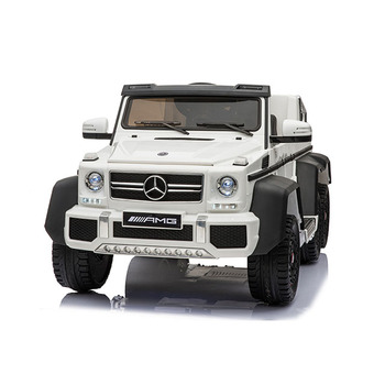 Mercedes Benz G63 license ride on car kids electric toy with remote control