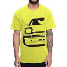 Мужская футболка Fujiwara Tofu Shop, летняя уличная футболка японского аниме, начальный д AE86, автомобиль, дрейф(Китай)