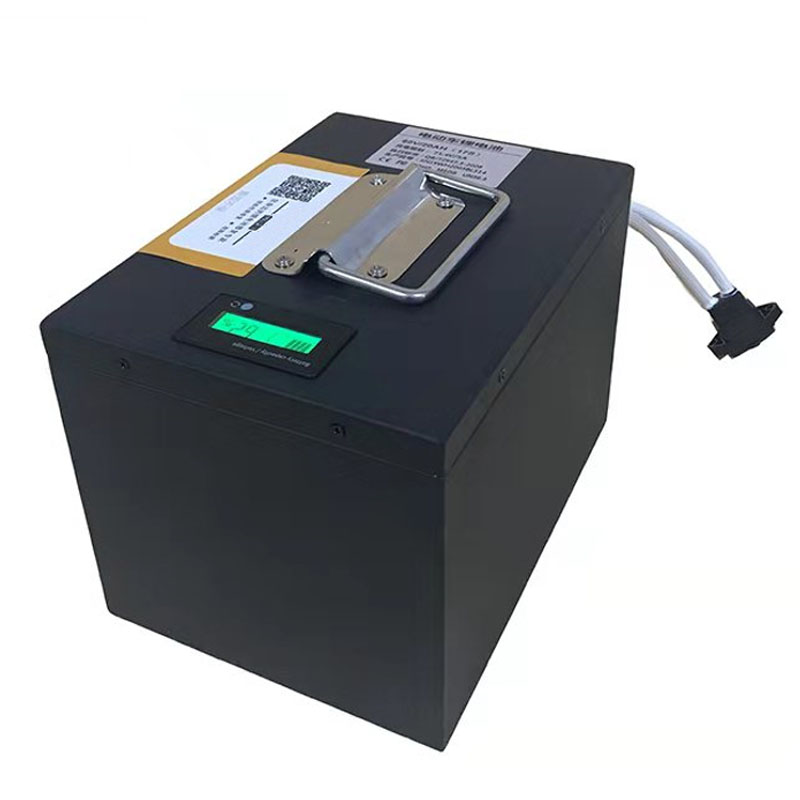 Protect against discharge battery for electric scooter 48v 20ah 22ah 24ah 25ah 28ah 30ah
