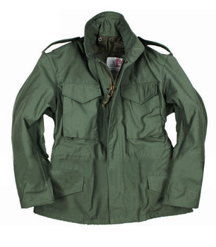 Nylon/Cotton Military M65 Army Green American Military Jacket