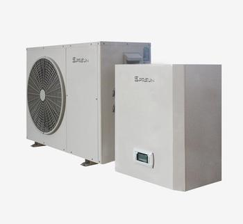 Popular Residential Air to Water Split EVI Inverter Heat Pump heating Air Conditioner