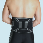 Waist Brace Low Back Lumbar Support Workout Exercise Adjustable Wrap for Stomach- Enjoy Sweet Abdominal Muscle & Back Support