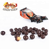 choco peanut china company candy snack for sale nut brown children's chocolate