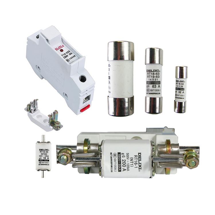 waterproof Electric RT16 RT18 series ce approval blade fuse block AC DC fuse holder oem