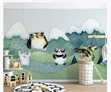 ГОРНЫЙ ПИК воздушный шар фон Стена профессиональное производство настенная Фабрика оптовая продажа обои фотообои плакат фото стена(Китай)