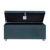 Wholesale Fabric Tufted Buttons Folding Ottoman Storage Bench for Bedroom