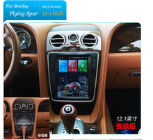 Navihua Android PX6 Auto Radio Per Bentley Flying Spur 2013-2019 Multimedia Stereo Video Player Con Built-in carplay Tesla-stile