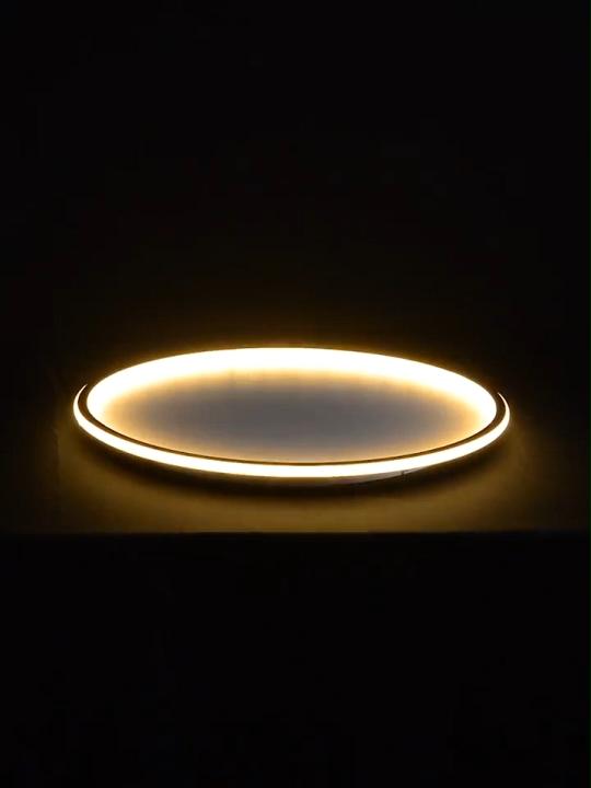 New bedroom lamp modern minimalist led ceiling lamp Nordic modern lamp wholesale