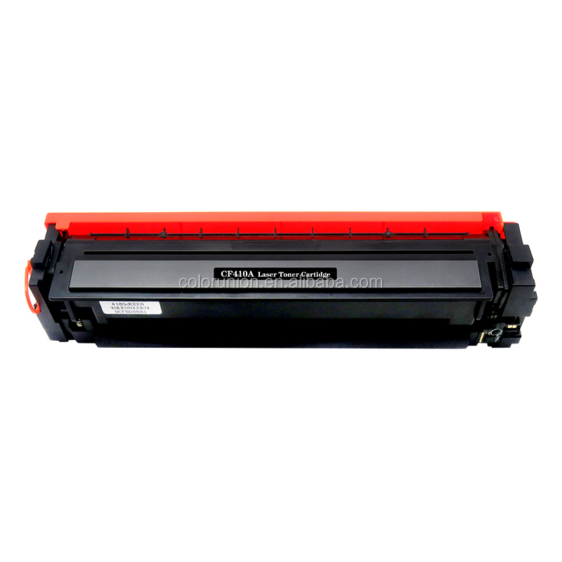 High Quality black toner cartridge cf410a  for HP Color LaserJet Pro M452dw/452dn/452nw