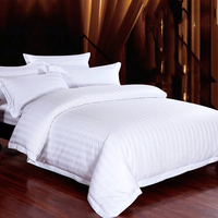 Luxury Cotton Bedding Set Duvet Cover Pillowcase Bed Sheets Hotel Cotton Bed Linen