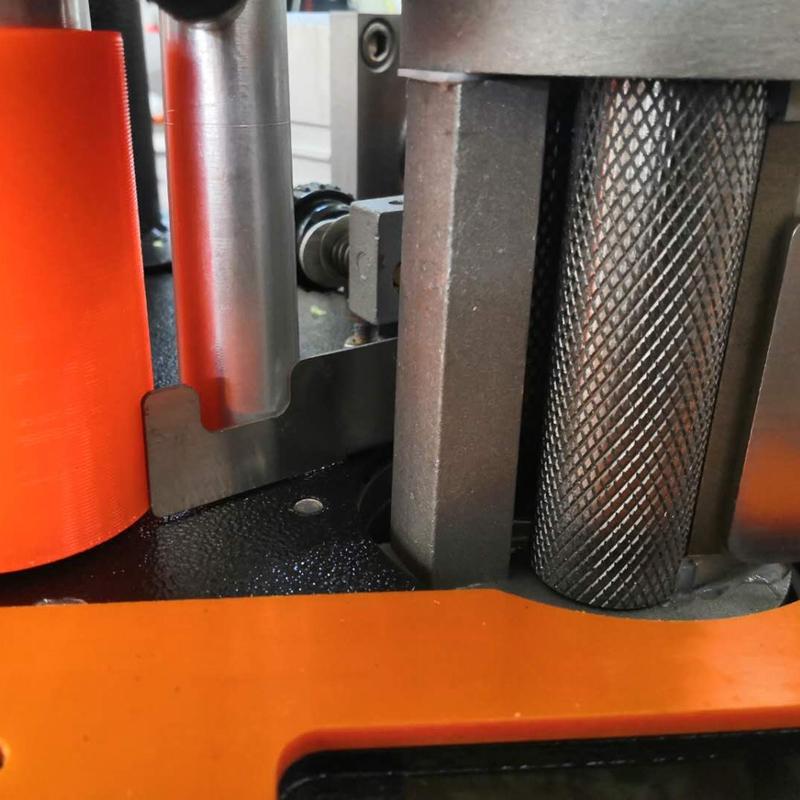 Mobiliário decoração portátil coladeira de borda automática máquina de corte de madeira bordo pré-formando máquinas para trabalhar madeira