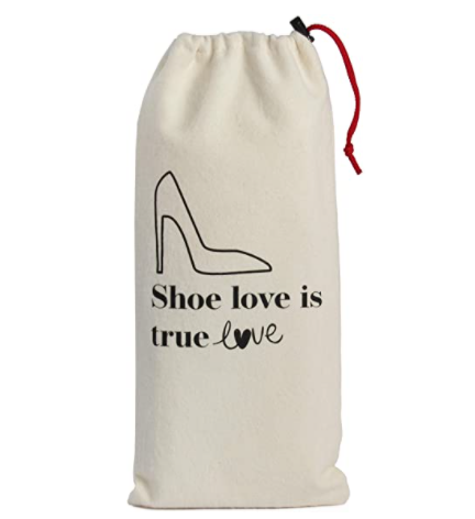 product-Custom Portable Drawstring Shoe Storage Bag Travel Pouch Travel Sundries Pouch Dust-proofCot-1