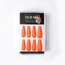 Hohe Qualität 20PCS Professionelle Ballett full cover Falsche Nagel Tipps <span class=keywords><strong>drücken</strong></span> <span class=keywords><strong>auf</strong></span> nägel private label