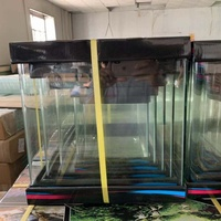 Customer size 5 in 1 glass aquarium tank