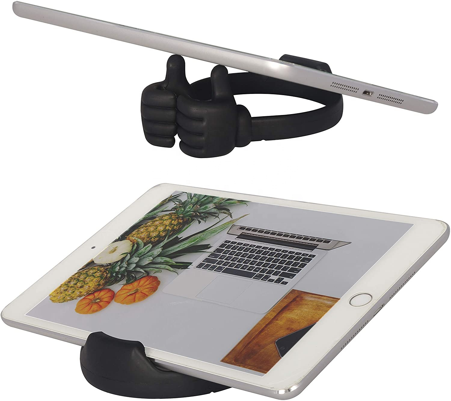 Best seller 2020 <strong>ipad</strong> <strong>stand</strong> <strong>holder</strong> thumb adjustable mobile <strong>stand</strong>