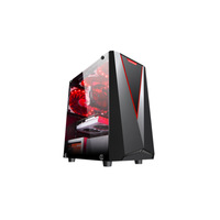 Ipason Cheap 8G Ram Rx 560 4G Graphics Card Complet Tower Set Cpu Intel Core I3 9100F 4 Core 4.2Ghz Desktop Computer Gaming Pc