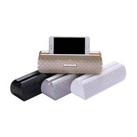 TKG FM radio TF card USB 206 home theatre fashion bluetooth speaker loud Mobile phone holder