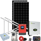 5 year warranty return policy 2 kw 7kw 5kw solar power system price