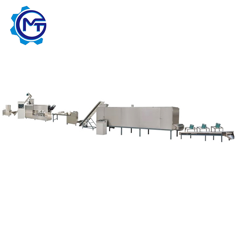 High quality rice <strong>corn</strong> vermicelli pasta noodle machine Pasta machine to making noodle machinery