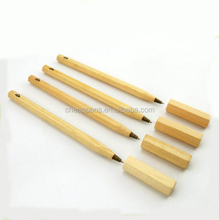 Manufacturers customized styling ballpoint pens, wooden spoon shaped ballpoint pens, catering promotional ball pen