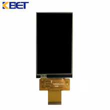4.5 inch 480 * RGB * 854 MIPI Interface flexibele transparante <span class=keywords><strong>oem</strong></span> ips tft lcd display