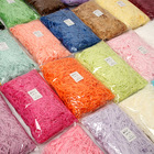 100g/Bag decorative colorful shredded paper for filling gift box