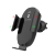 Universal Air Vent Mount Infrared Sensor Induction Auto Clamping Fast Charge Mobile Phone Holder Qi Wireless Car Charger