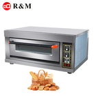 commercial mini bakery bread deck oven manufactur itali, bread baking single italian deck ovens