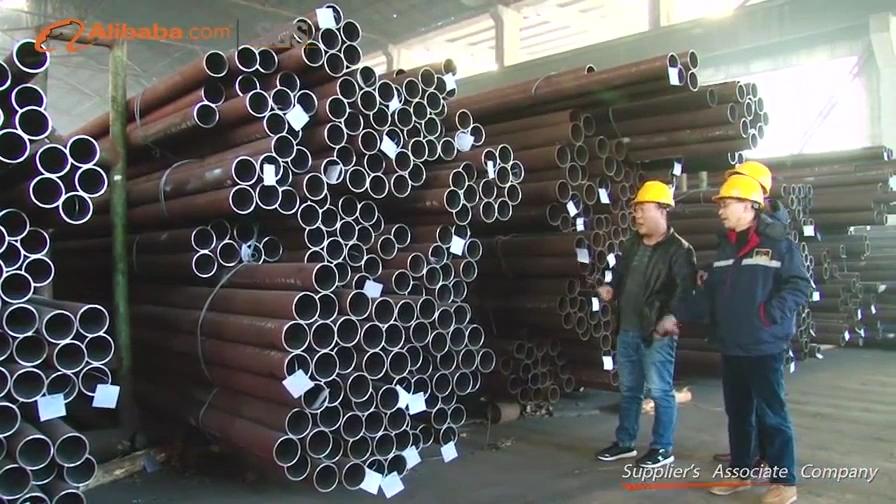 Прямые продажи с фабрики ASTM A1020 JIS G3446 DIN EN 10216 140 мм бесшовная стальная труба 170 мм диаметр трубы из углеродистой стали