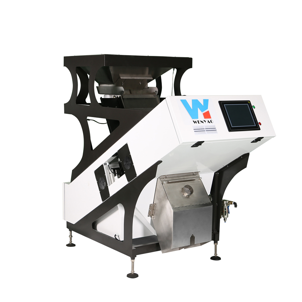 Optical Parboiled Rice Separator Color Sorter Parboiled Rice Colour Sorting Machines
