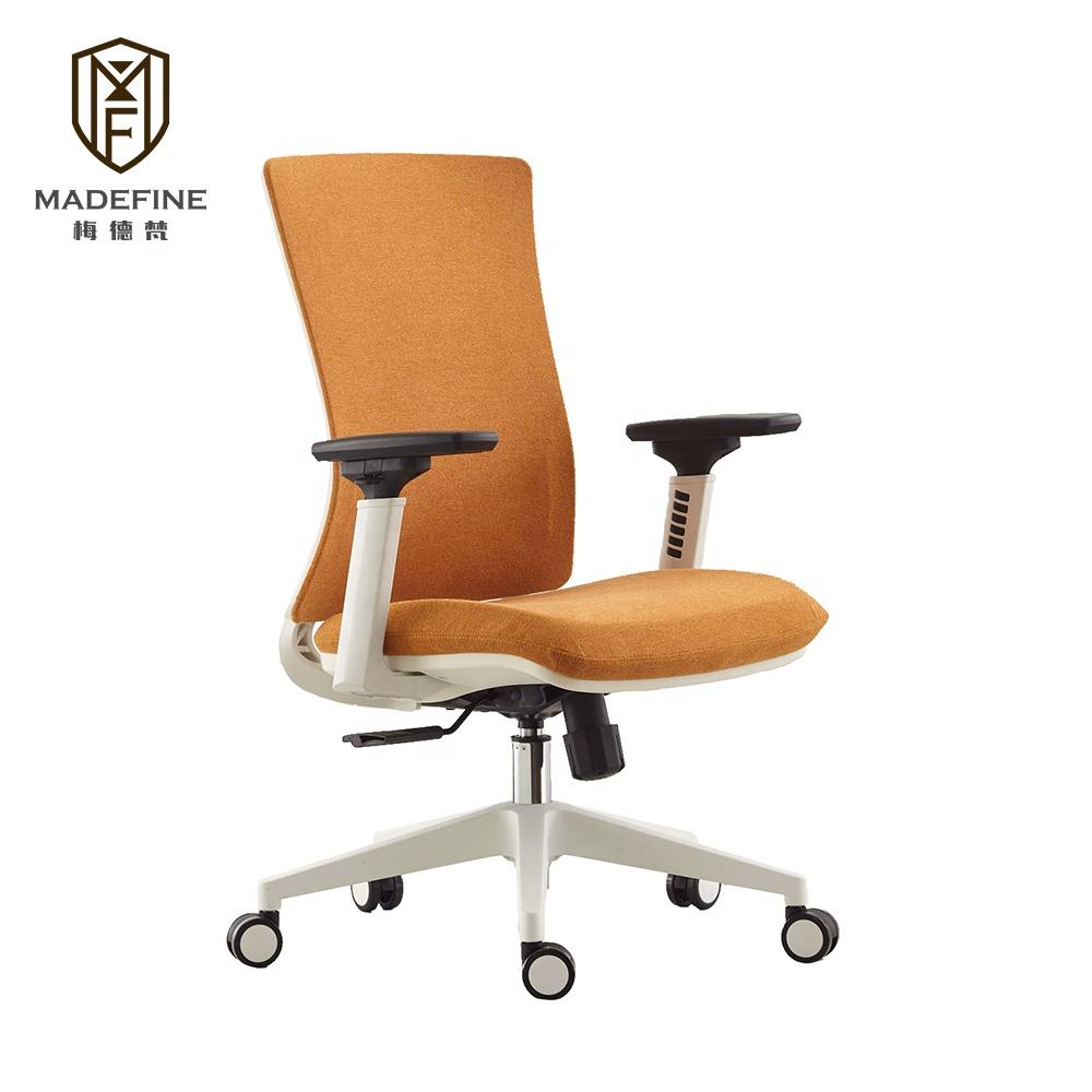 MDF602B En Gros Mobilier De Bureau Chaise Maille fil maille Ergonomique D'ordinateur De Maille En Nylon Chaise de Bureau de base