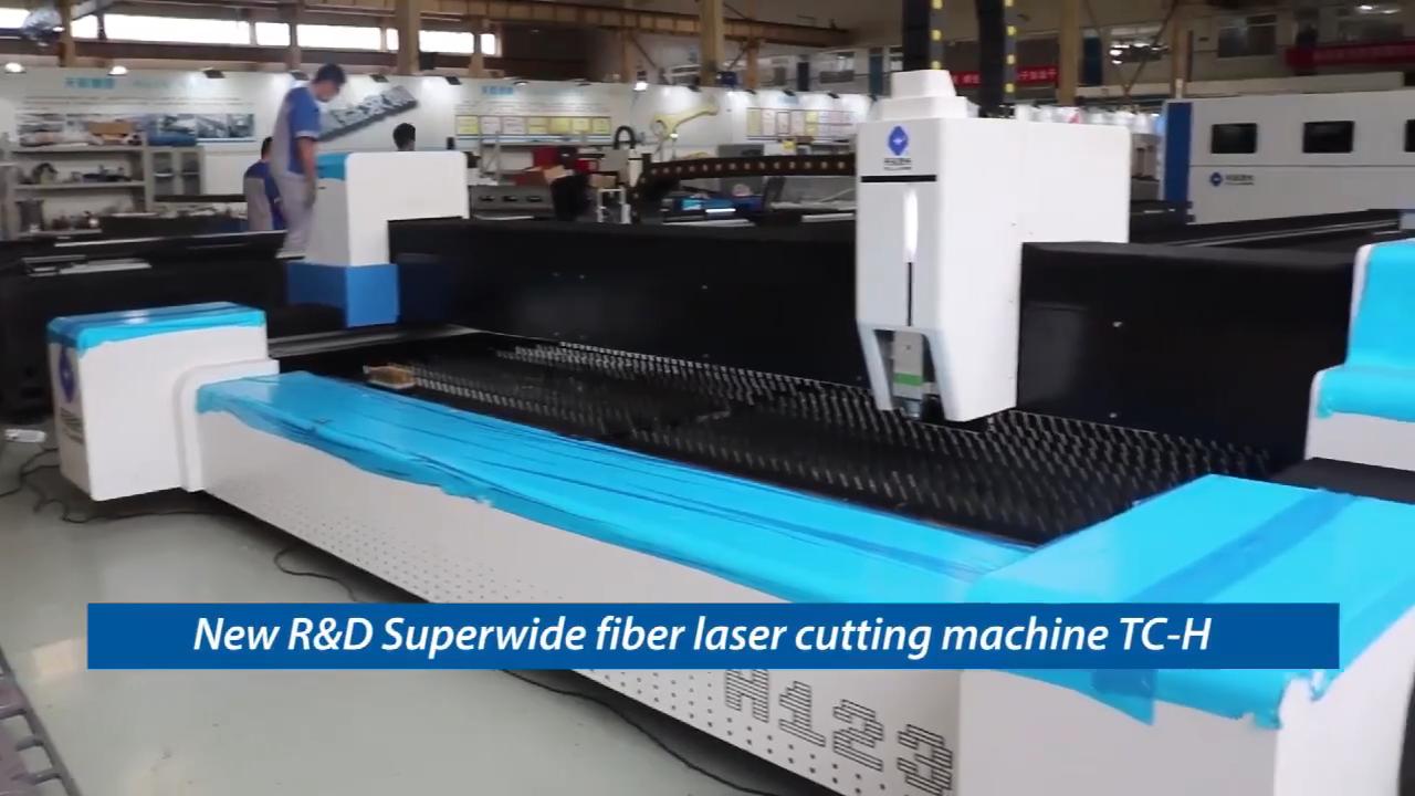 Heavy duty 2kw 3kw 4kw 6kw 8kw cnc fiber laser metal cutting machine price
