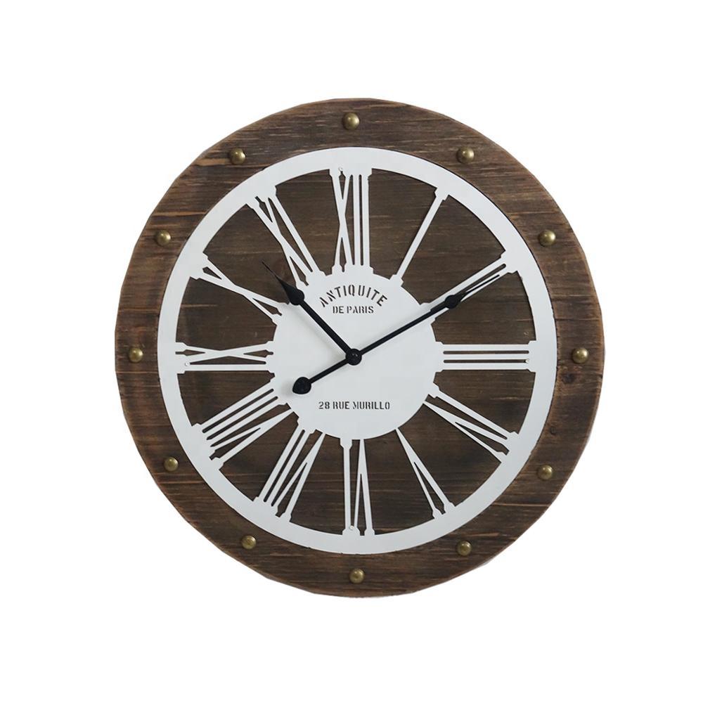 grossiste horloge ancienne en bois acheter les meilleurs. Black Bedroom Furniture Sets. Home Design Ideas