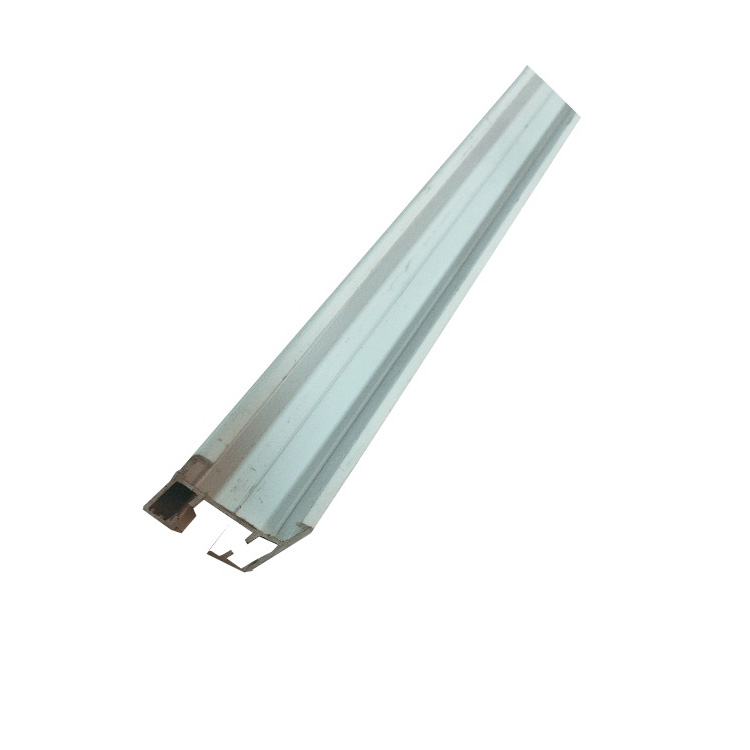Foshan Suppliers Extrusion Electric Track Aluminum Profile For Door And Windows