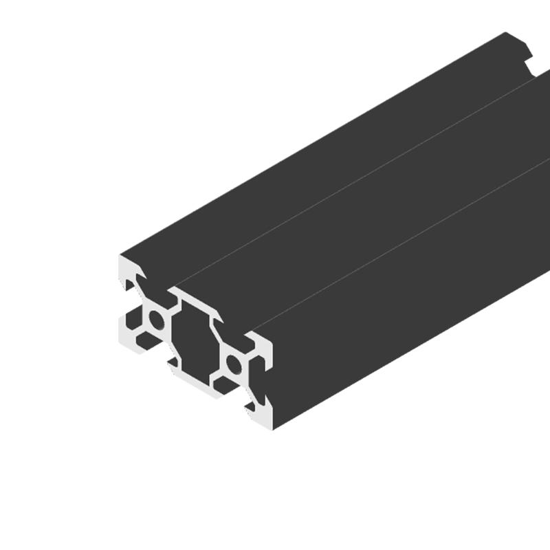 linear bearing rail br12,1 Meter, Silver white,black